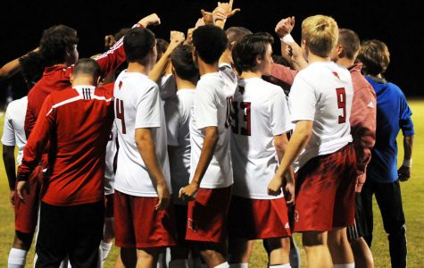 Boys' Soccer Team Ends Losing Streak