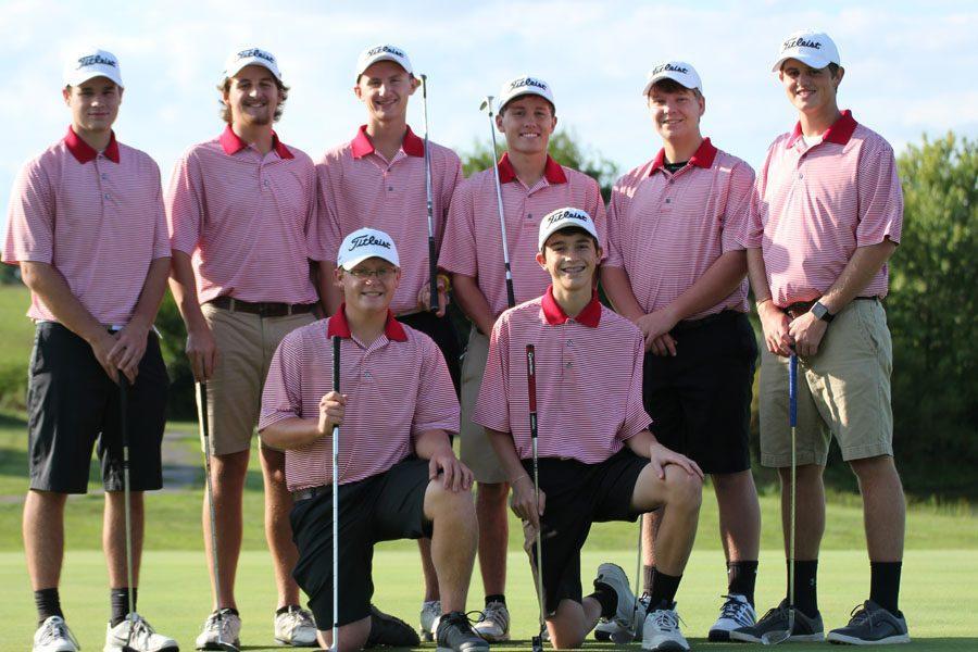 Boys' Golf Team Prepares For Regions