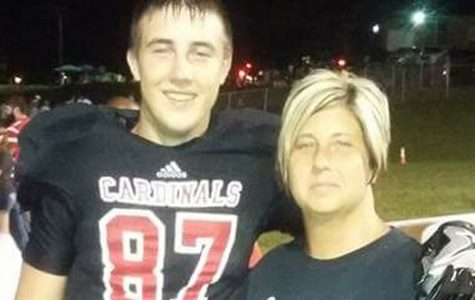 Nick Willoughby Plays Each Game for Mother