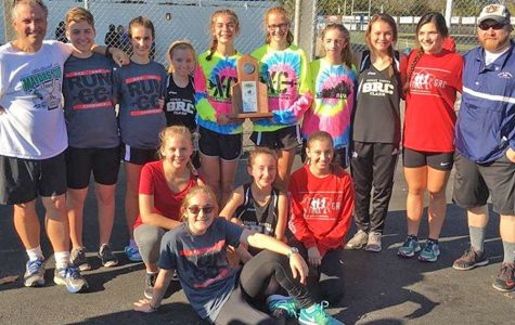 Cross Country Teaches 'Value of Friends'