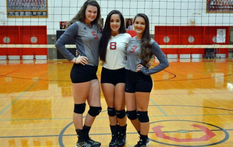 Volleyball Season Comes to End; Team Bids Farewell to Seniors