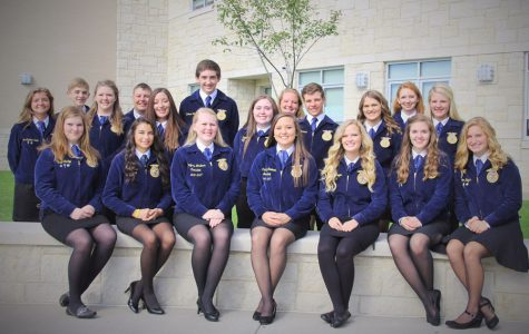 FFA Students Work to Build Healthy Community, Educate Public