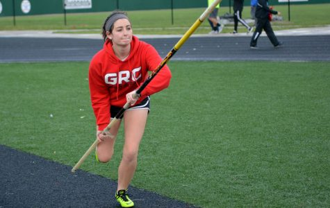 GRC Track Member Follows in Secret Footsteps
