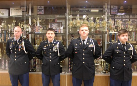 JROTC: The Future for Senior Cadets