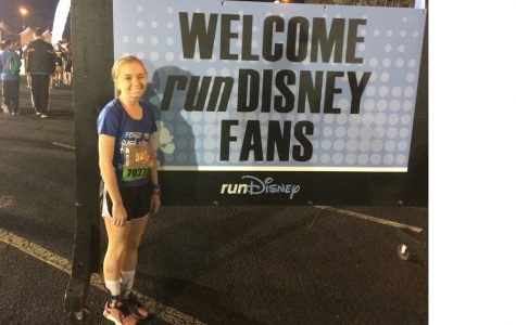 Running Down to Florida to Help Autism Speaks