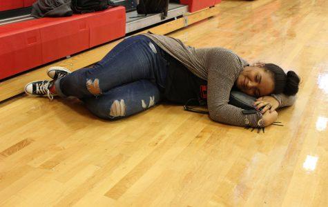 Struggling Through the Semester