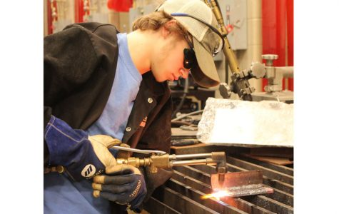 ATC Welding Students Prepare for Workforce, Earn Valuable Life Skills