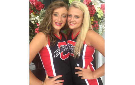Love of Cheer Brings Sisters Closer