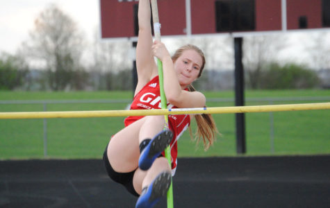 Freshman Helps Lead Young Track Team This Season
