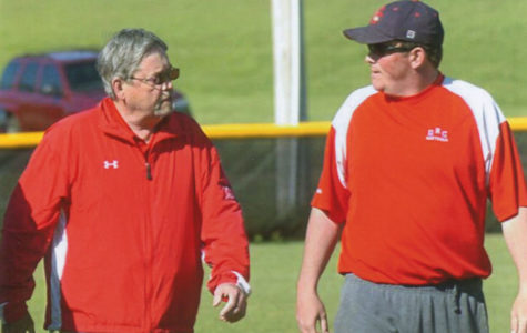 Softball Team Honors Late Coach