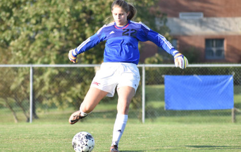 Girls' Soccer Team Packed with Potential