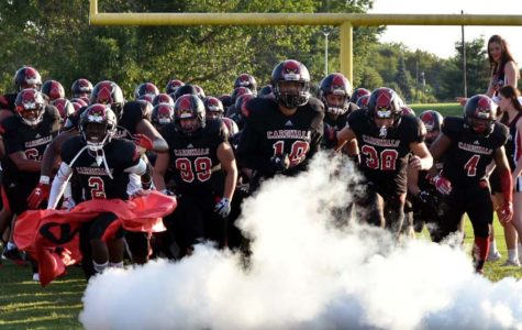 Cardinals Drop Rivalry Game to Montgomery County