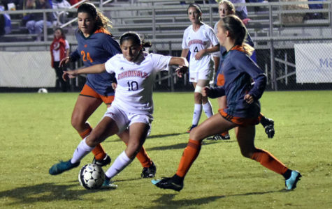 Girls' Soccer advances to Regional Championship