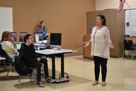 Gifted Program Sparks Creativity Within GRC