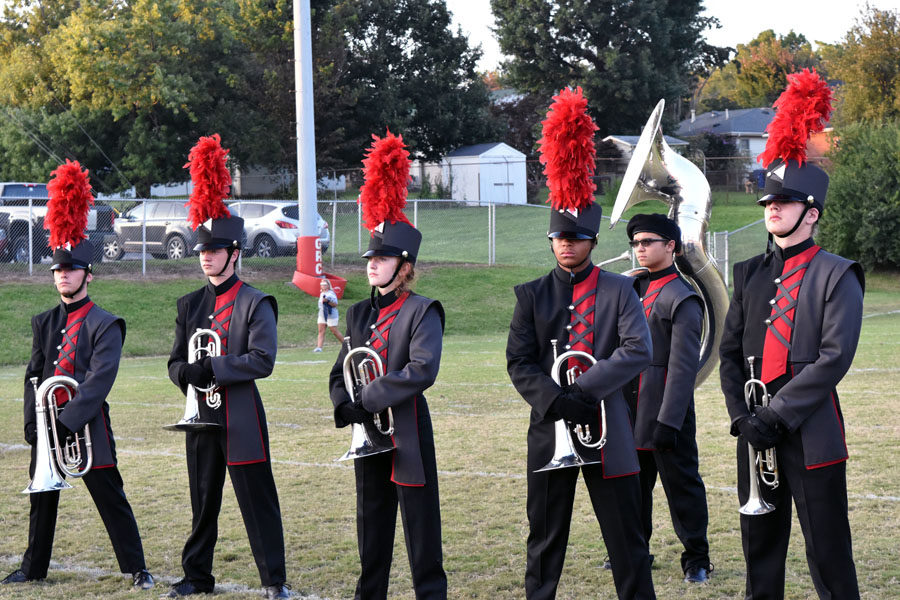 Marching Band Reaches Beyond the Field