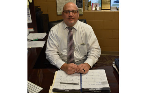 Mr. Keene Reflects on Hectic But Rewarding Job