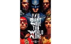 Justice League Keeps Superhero Spirit Alive