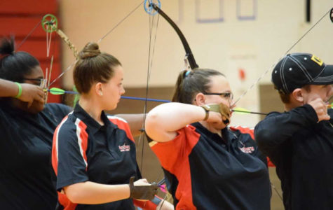 Archery Team Continues to Grow, Become Competitive