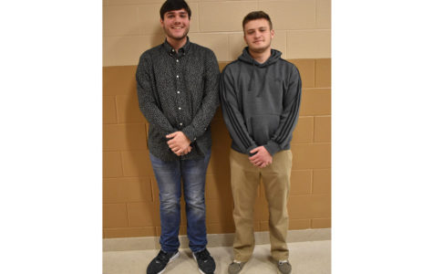 Senior Class Elects Wells for President