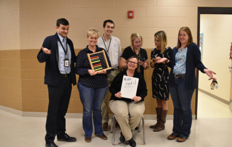 Fraley Dedicates 31 Years to GRC