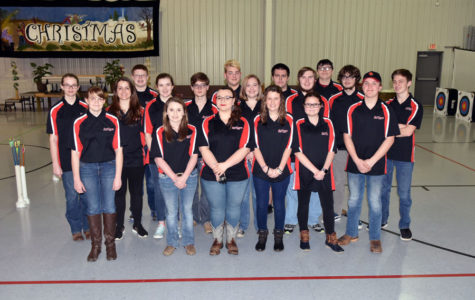 Archery Team Headed to State for First Time Ever