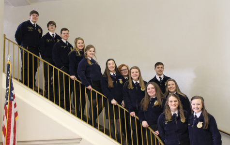 FFA Instills Values of Hard Work and Leadership in Members