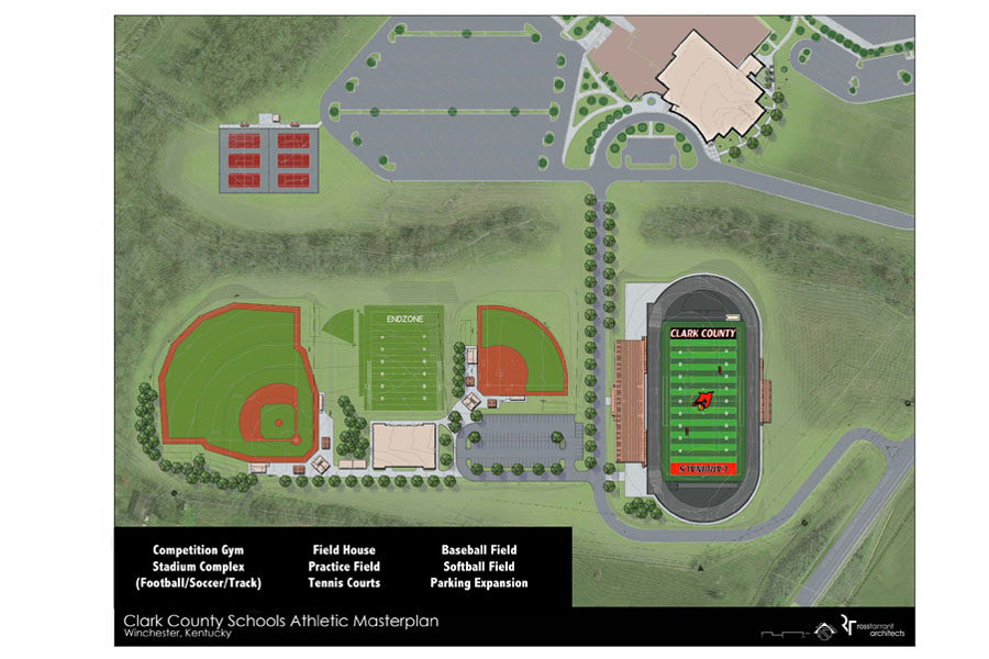Board of Ed Approves Complete Construction of Athletic Complex
