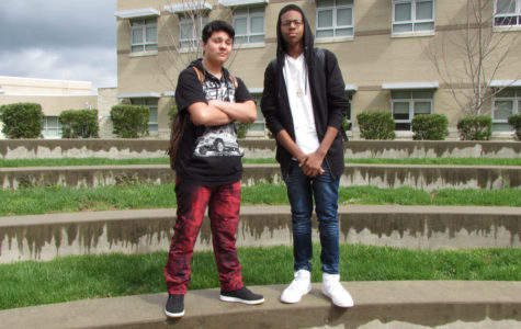 Students Express Themselves Through Rap Music