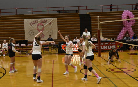 Volleyball Season Underway, High Hopes for Rest of Season