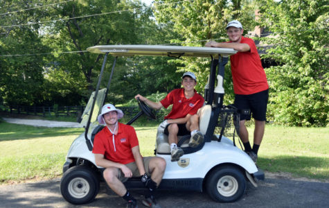 Senior Golfers Paving the Road for Future Teams
