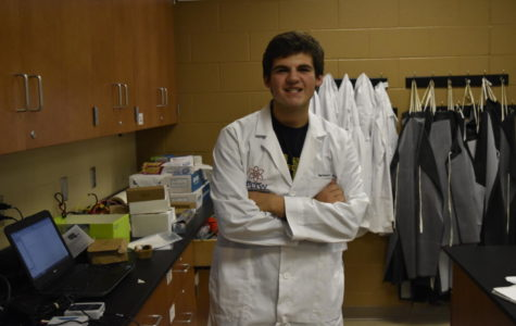 Biomed Student Conducts Study On The Effects of Sleep