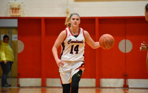 Kennedy Igo dominated the Valkyries Wednesday night, scoring 26 points for the second ranked Lady Cardinals.