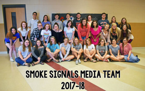 Smoke Signals Wins 19 Awards in State Journalism Contest
