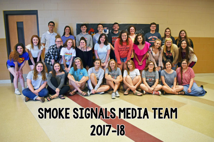 Smoke+Signals+Wins+19+Awards+in+State+Journalism+Contest