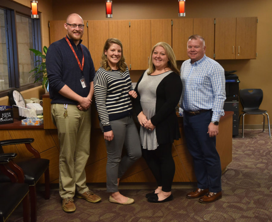New counselors setup benefits students in designing their futures