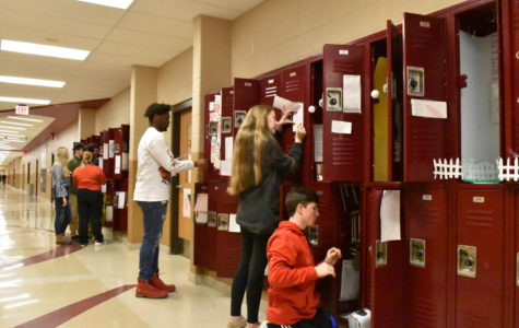 AP Literature Students Bring Poetry to Life