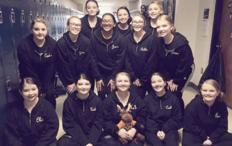 Winter Guard Returns After Four-Year Hiatus