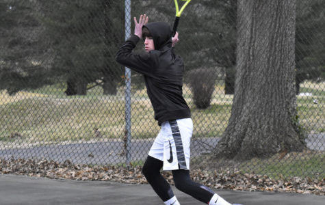Tennis team has impressive season kickoff