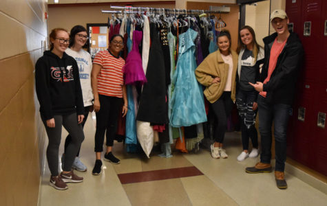 Cinderella's Closet open in time for prom season