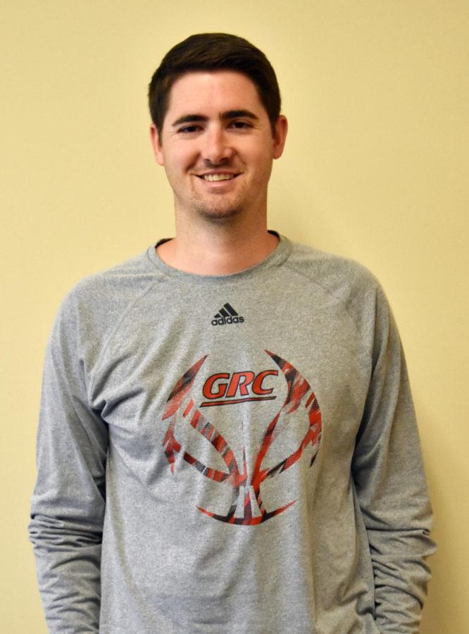 Nick Vogler is GRC's new boys' soccer coach.