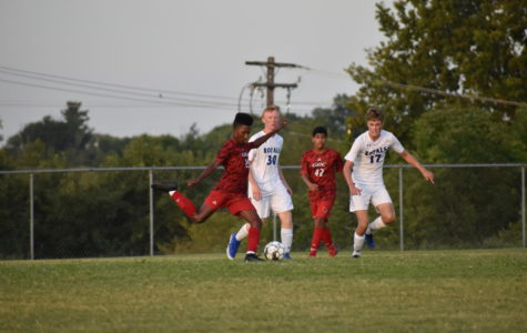 Boys' Soccer advances to title game
