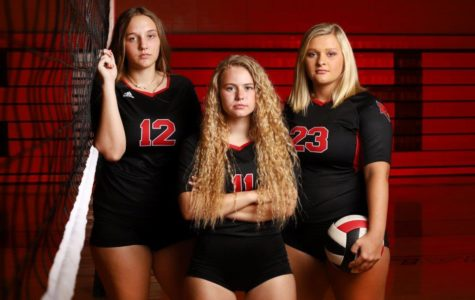 Volleyball seniors reflect…