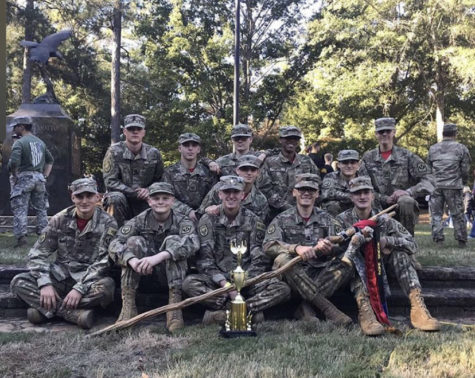 JROTC leaders build accomplished program