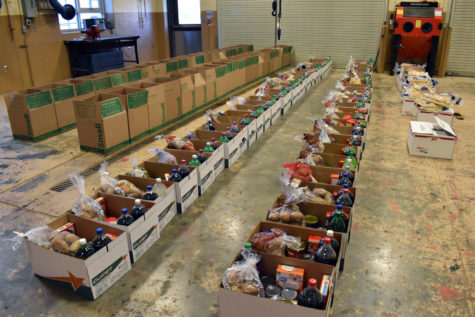 FFA Food Baskets: 21 years of giving