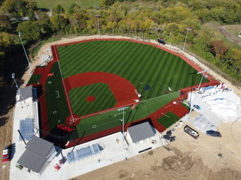 "Coach Puckett and the entire GRC baseball program ""want to thank everyone who had a part in getting this huge project completed and turned into a reality. Go Cards!"""
