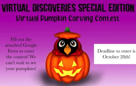 Virtual Discoveries Pumpkin Carving Contest