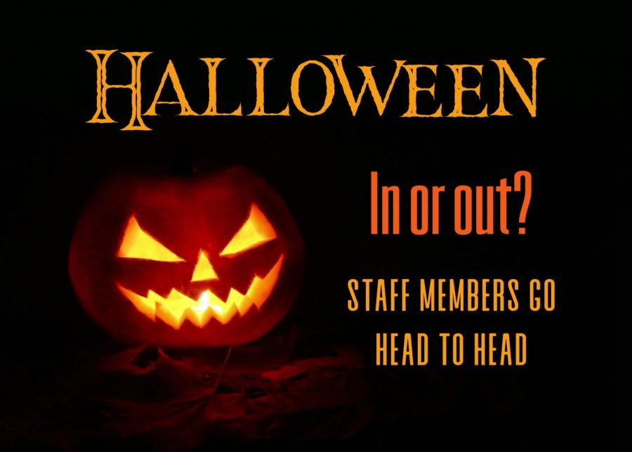 Should Halloween be in or out?