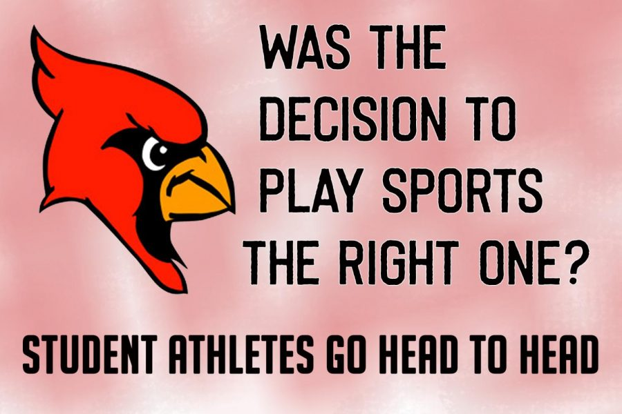 HEAD TO HEAD: Should sports be in while school is out?