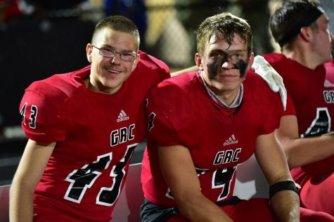 Smoke Signals photos of Oct. 23 Oldham County game