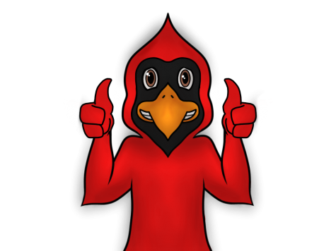 Cardinal by Kelsey Grissam